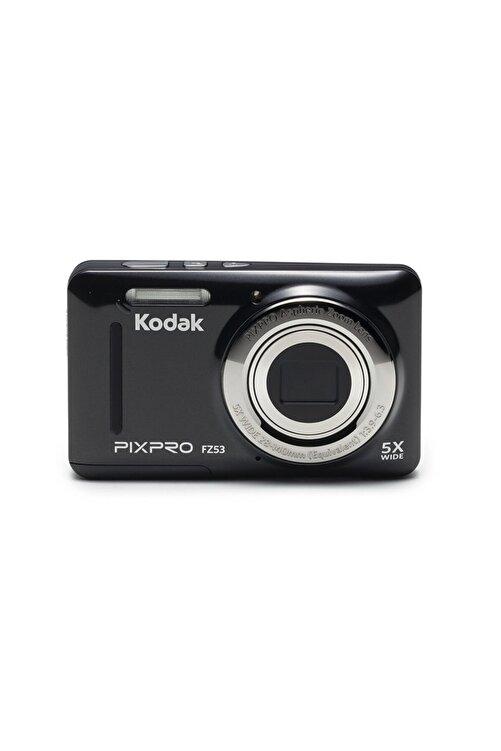 Kodak Friendly Zoom Fz53/5x Yakınlaştırma Dijital Fotoğraf Makinesi-siyah 2