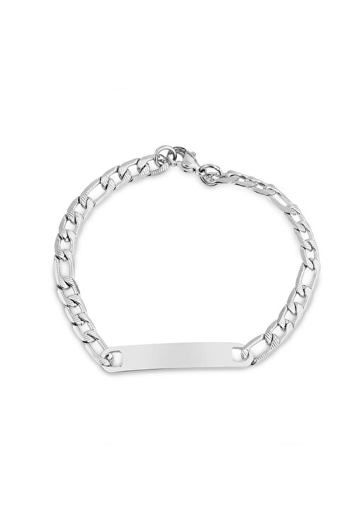 Toms Jewelry Unisex Gümüş Çelik Künye Tmj10800-900-a 1