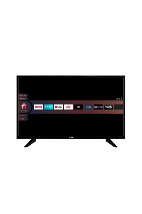 """Vestel 39H9400 39"""" 99 Ekran Uydu Alıcılı HD Ready Smart LED TV 2"""