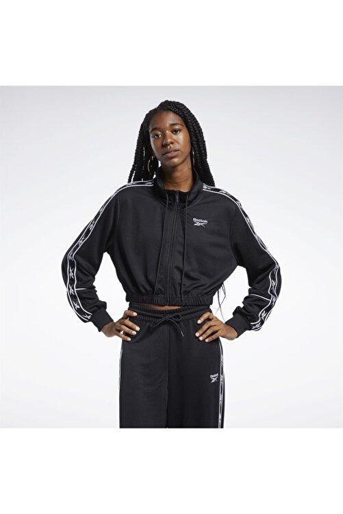 Reebok Poly Taped Tracktop Kadın Sweatshirt 1