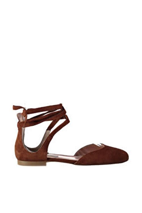 İnci Hakiki Deri Taba Kadın Sandalet 120130000919 1