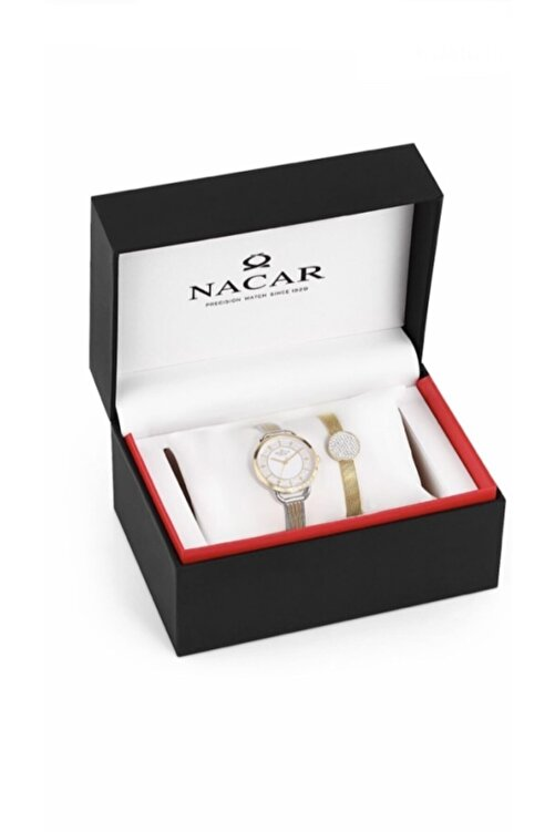 Nacar Nc34-39b437-csm-set Kadın Kol Saati 1