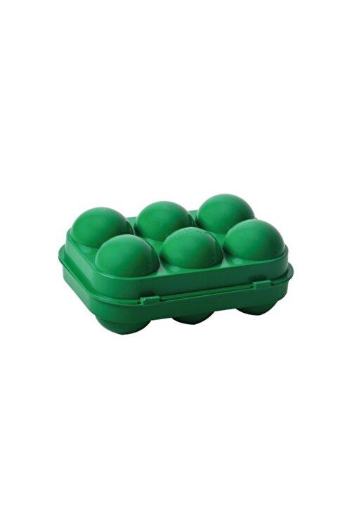 NURGAZ Yumurta Saklama Kutusu Yeşil 2