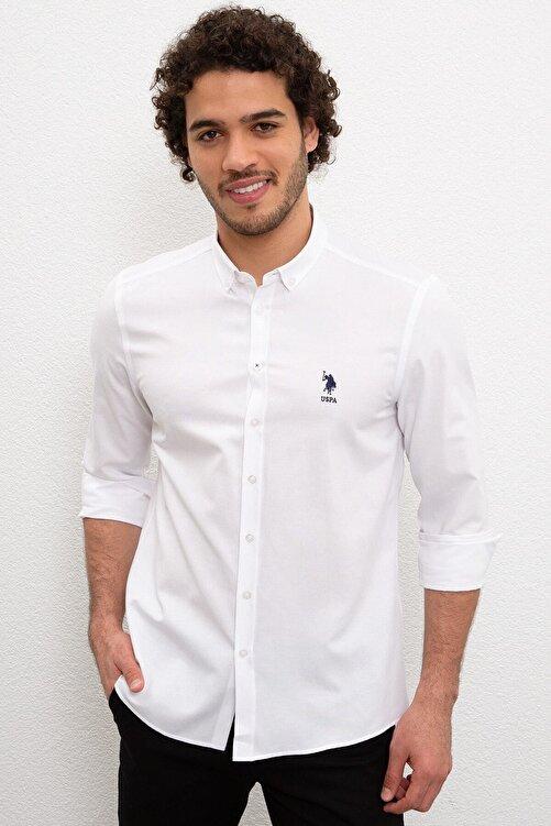 U.S. Polo Assn. Erkek Gömlek G081gl004.000.1105592 1