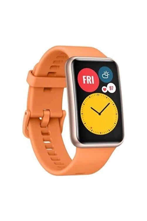 Huawei Watch Fit Akıllı Saat – Turuncu 2