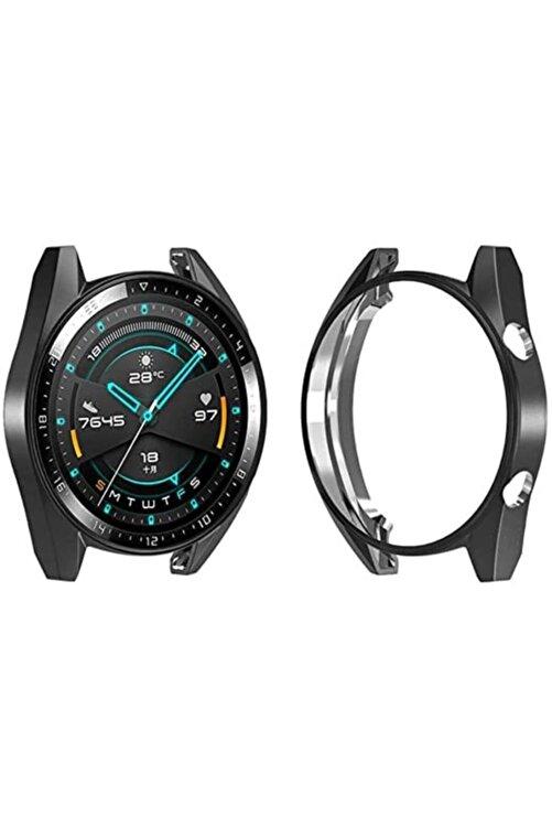 MORTY Huawei Watch Gt2 46mm 360 Koruma Silikon Kılıf 1