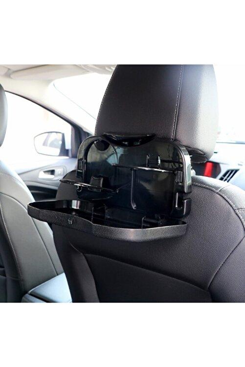 Skygo Araba Koltuğu Arkası Katlanabilir Portatif Tepsi 2