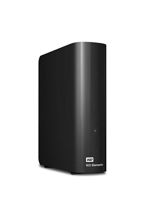 WD Elements 6TB 3.5'' USB 3.0 Taşınabilir Disk WDBWLG0060HBK-EESN 1