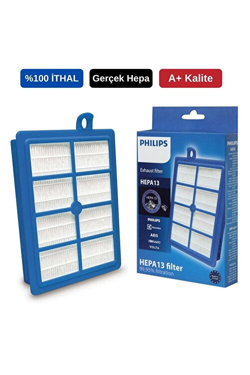 Philips Uyumlu Marathon Ultimate Filtre Fc9925 2