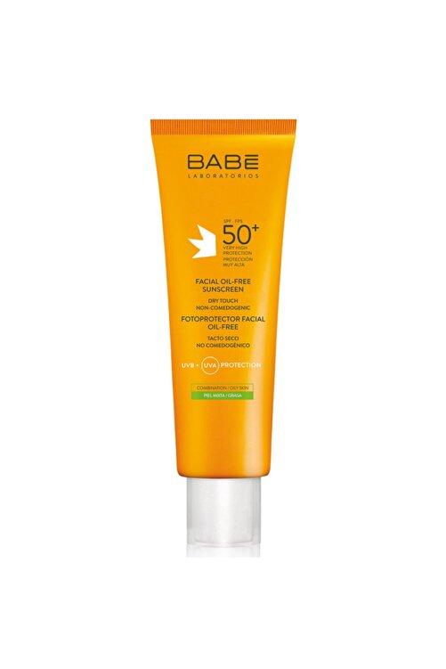 Babe Spf50 Yüz Için Yağsız Güneş Kremi 50 ml 1