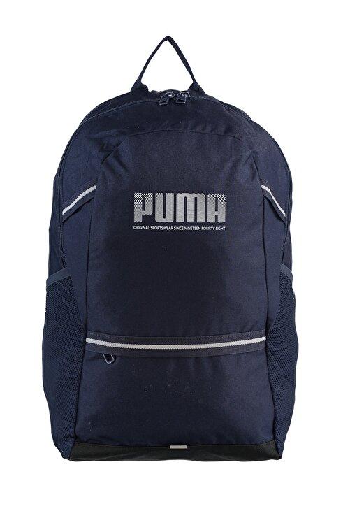 Puma PLUS BACKPACK PEACOA Lacivert Erkek Sırt Çantası 101085609 2