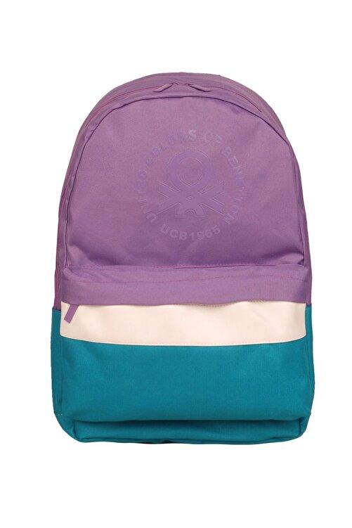 Benetton United Colors Of Okul Sırt Çantası 70110 1