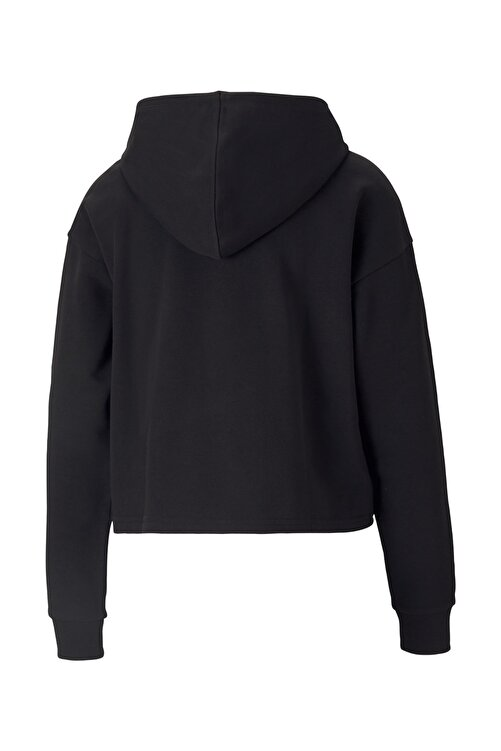 Puma Kadın Siyah Uzun Kollu  Sweatshirt 2