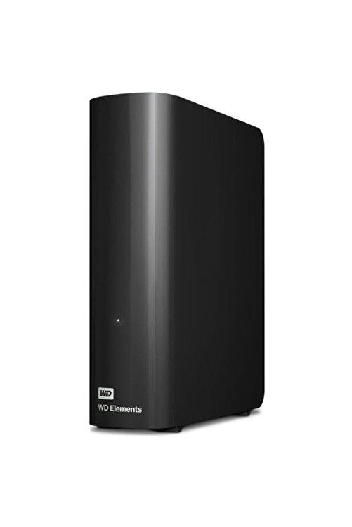 WD Elements 6TB 3.5'' USB 3.0 Taşınabilir Disk WDBWLG0060HBK-EESN 2