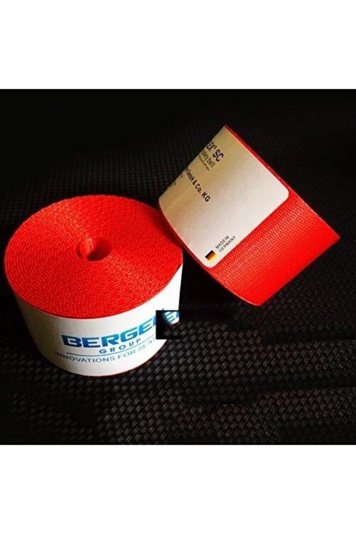 BoostZone Kırmızı Renkli Spor Emniyet Kemeri 10 Metre 2