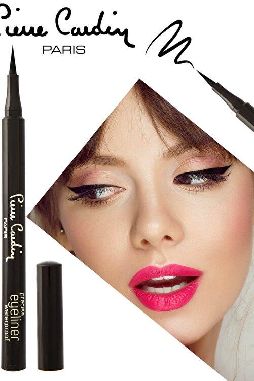 Pierre Cardin Suya Dayanıklı Keçe Uçlu Eyeliner - Precise Waterproof Eyeliner Siyah 8680570258173 2