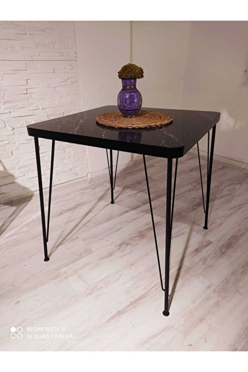 AVVİO Defne Yemek Masası Mutfak Masası Cafe Masası 1