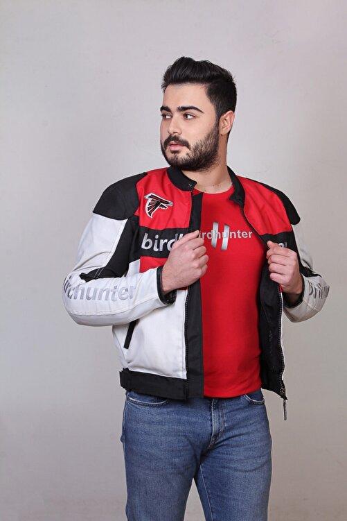 birdhunter Erkek Renkli Korumalı Motosiklet Montu 1