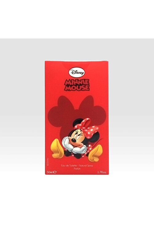 DISNEY Minnie Mouse Edt 50 ml Çocuk Parfüm 8692181460012 2