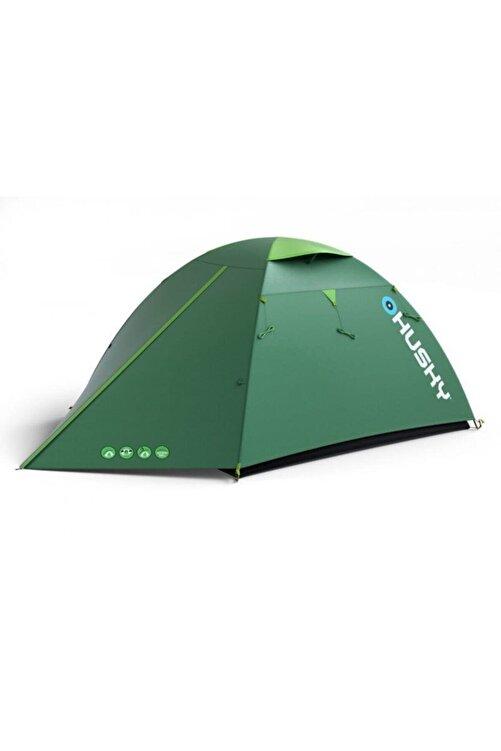 HUSKY Bird Light Yeşil 3 Kişilik Çadır 1