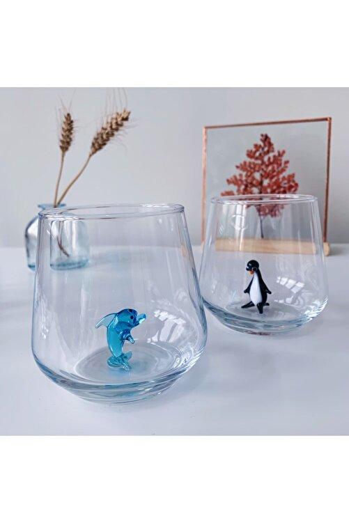 Minizooistanbul Hayvan Figürlü 6'lı Su Bardağı Seti 2