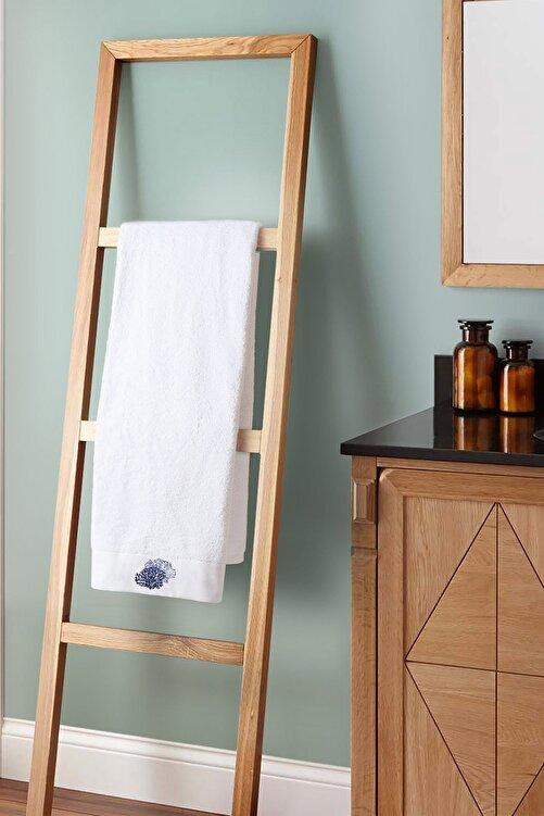 Kiğılı Mercan Nakışlı Banyo Havlusu (90x150) 1
