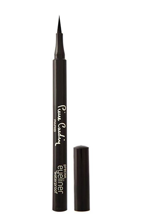 Pierre Cardin Suya Dayanıklı Keçe Uçlu Eyeliner - Precise Waterproof Eyeliner Siyah 8680570258173 1