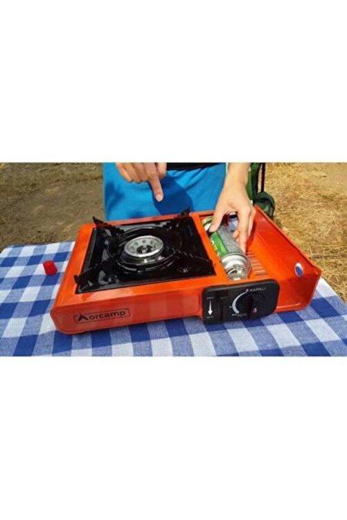 Orcamp Portatif Ocak Ck502 Çantalı Kamp Piknik Ve Açık Alan Ocağı 2