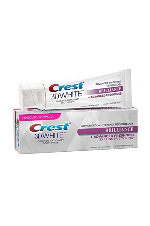 CREST 3d White Brilliance Advanced Stain Protection Diş Macunu (116 gr) 2