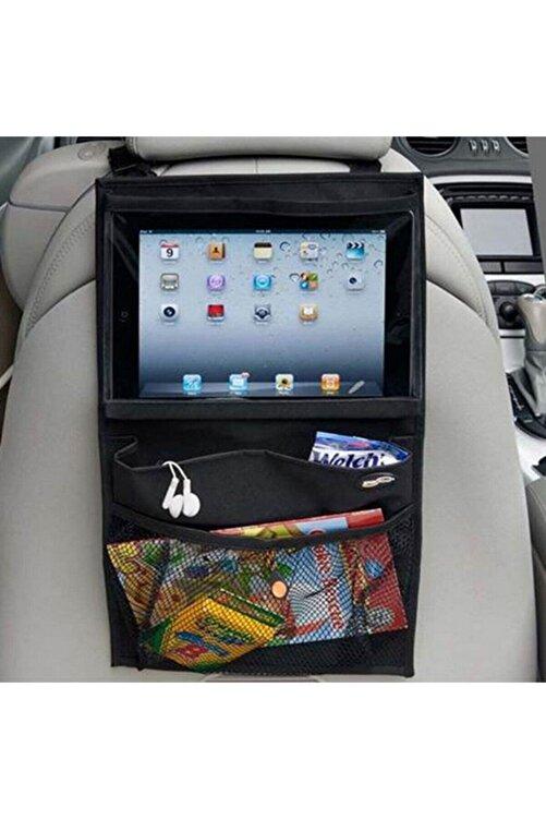 AnkaWood Araba Koltuk Arkası Şeffaf Kılıf Tablet Tutucu Araç Içi Düzenleyici Organizer 1
