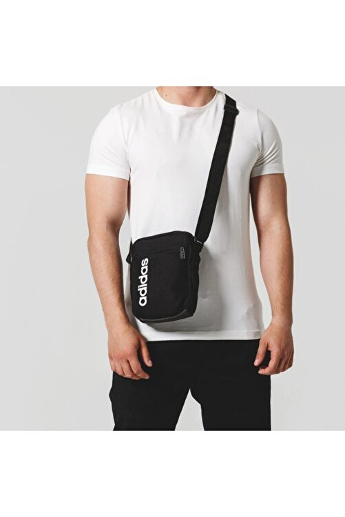 adidas LIN CORE ORG Siyah Unisex Çapraz Çanta 100481813 1