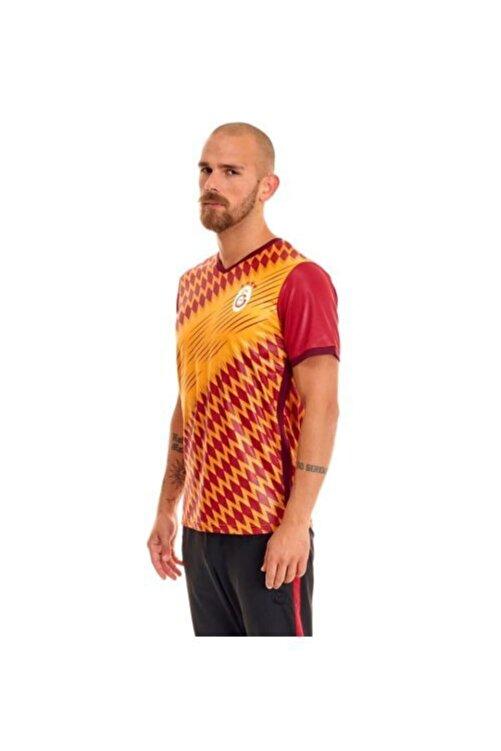 Galatasaray Omuz Omuza Taraftar Erkek T-shirt E191207 2