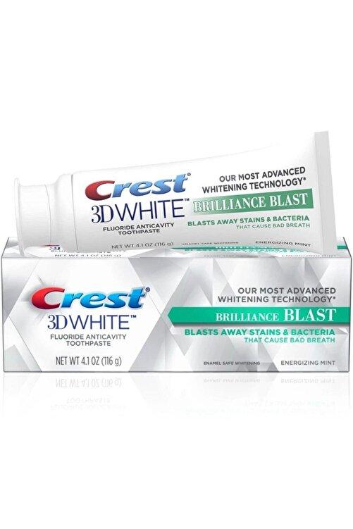 CREST 3d White Brilliance Blast Diş Macunu (116 gr) 1