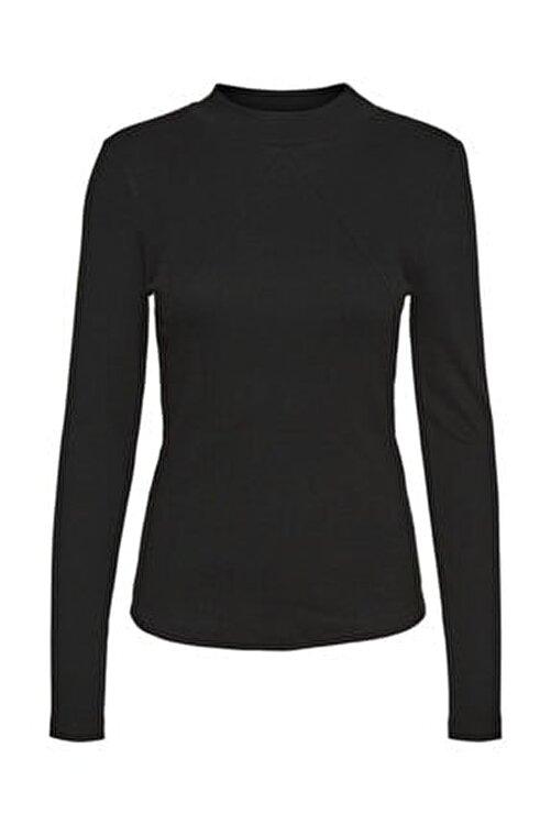 Vero Moda Dik Yaka Dikiş Detaylı Bluz 10250128 Vmharrıet 1