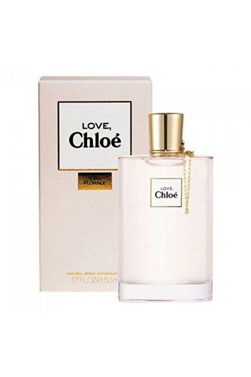 CHLOE Love Eau Florale Edt 50 ml Kadın Parfümü 3607345897806 1