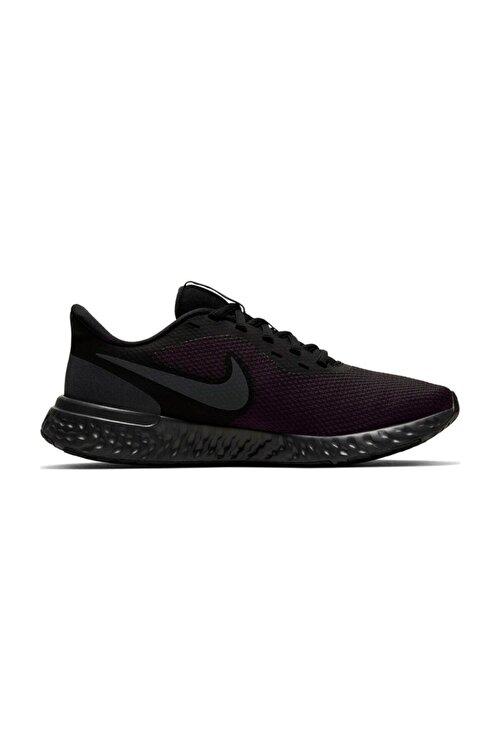 Nike Kadın Siyah Revolution 5 Koşu Ayakkabısı Bq3207-001 1