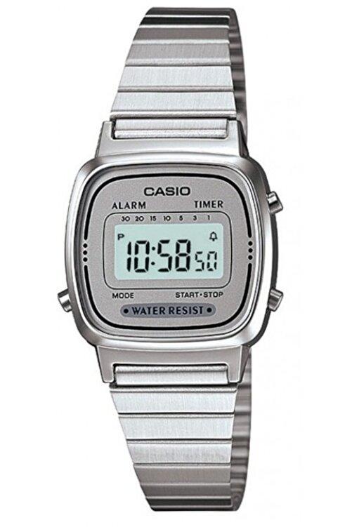 Casio Casıo La670wa-7df Kadın Kol Saati 1