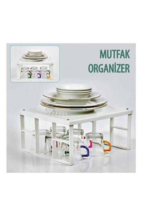 HAYATINIZI KOLAYLAŞTIRIN Mutfak Dolap İçi Raf Düzenleyici MTF.02685.00 1