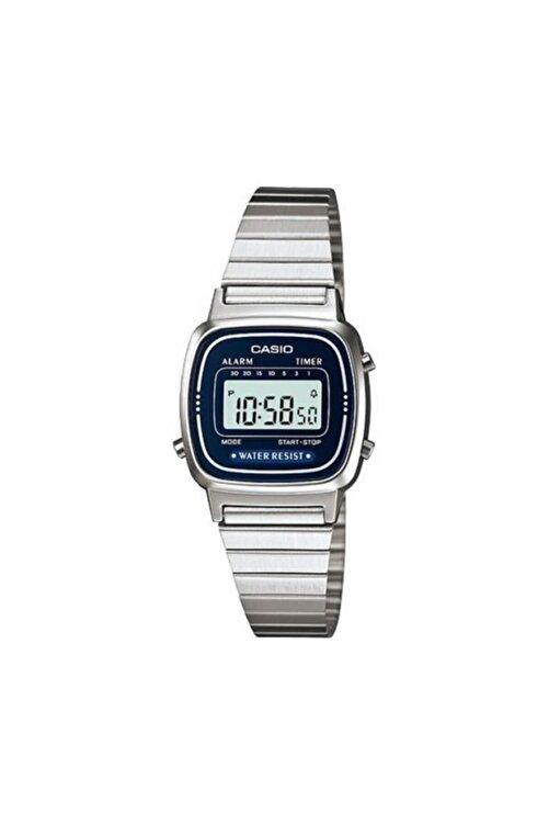 Casio La670wa-2df Kadın Kol Saati 1