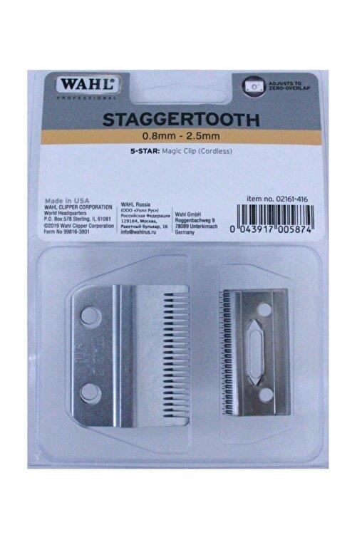 Wahl Staggertooth Traş Makinesi Yedek Set 02161-416 - 0043917005874 2