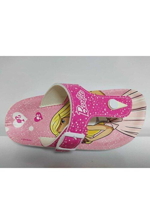 Barbie Kız Çocuk Parmak Arası Terlik 1