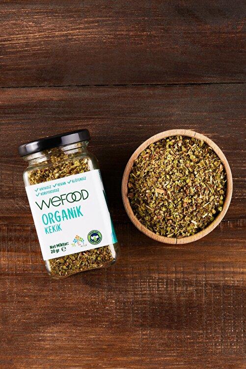 Wefood Organik Kekik 20 gr 2