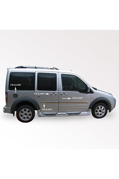 Spider Ford Connect(02-14) Krom Yan Kapı Çıtası 4 Prç(02-14)(kısa Ş) 1