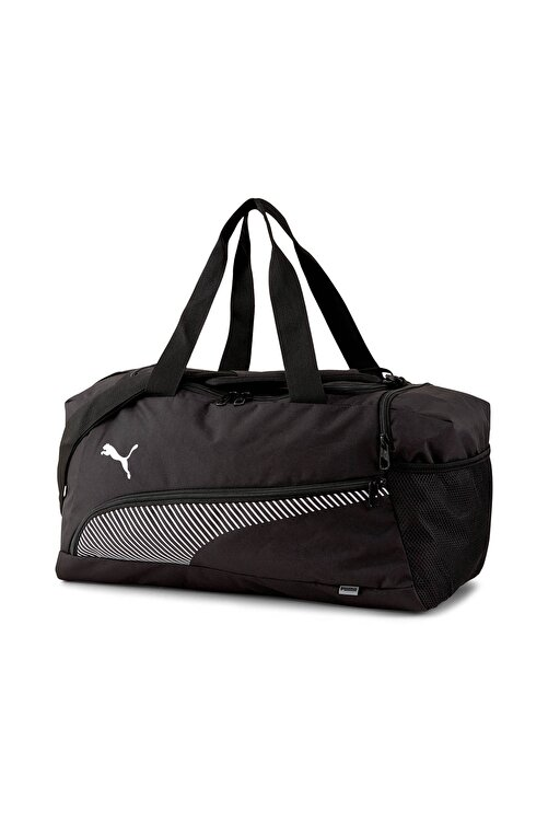 Puma Unisex Siyah Spor Çantası - Fundamentals Sports Bag S  - 07728901 1