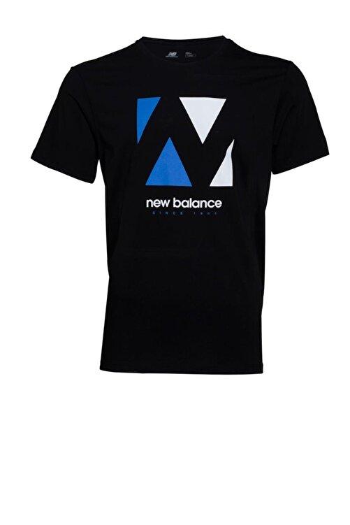 New Balance N Logo Erkek Tişört Mps006 1