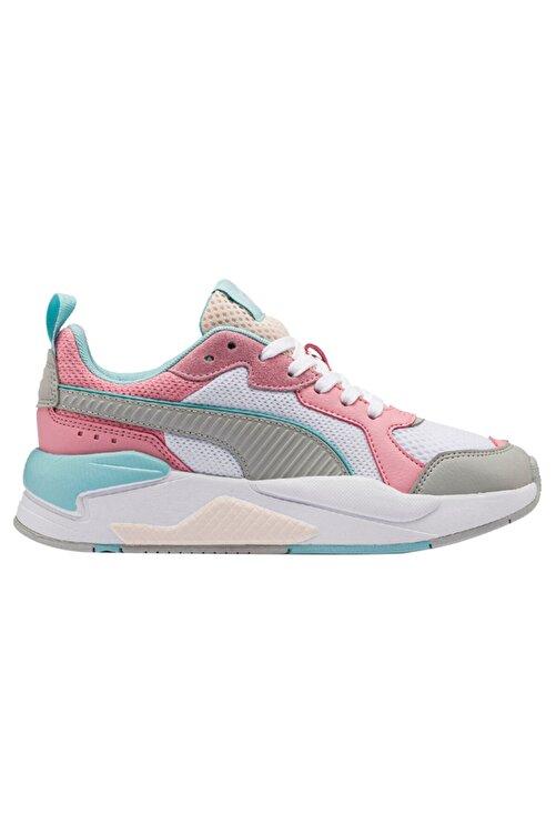 Puma X-RAY JR Beyaz Kız Çocuk Sneaker Ayakkabı 100532368 1
