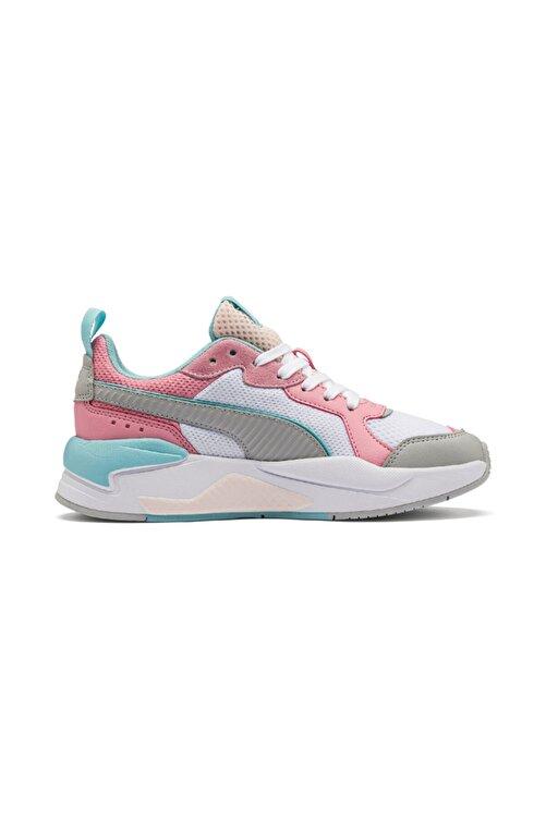 Puma X-RAY JR Beyaz Kız Çocuk Sneaker Ayakkabı 100532368 2
