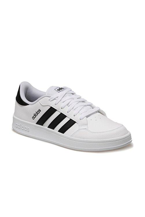 adidas Erkek Siyah Breaknet Sneaker 1