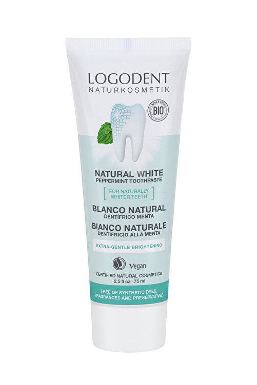 Logona Nane Özlü Doğal Beyazlatıcıorganik Diş Macunu - 75 ml 1