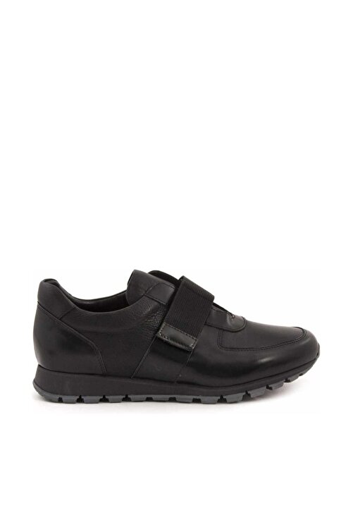 MOCASSINI Deri Bagciksiz Erkek Spor Sneaker 3147 1